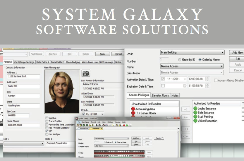Galaxy Alarm Systems NC