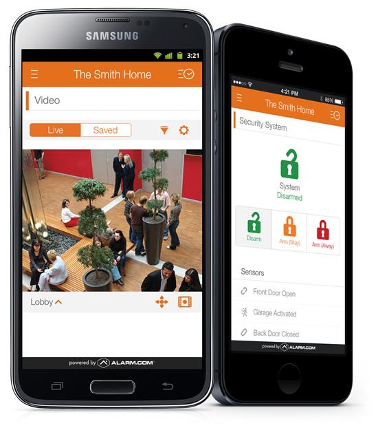 Alarm.com Solutions NC