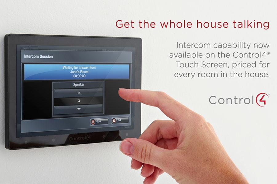 Control4 Intercom Nc